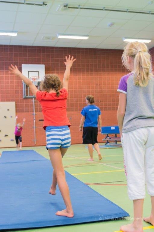 Fabulous Gym – GV de Zeesterren &LE17